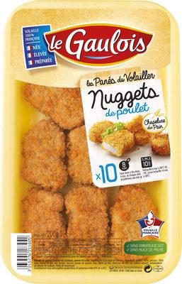 Les Panés du Volailler, Nuggets de Poulet - Produit
