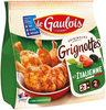 Originales Grignottes à l'italienne - Produit