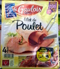 Filet de Poulet (4 Tranches) - Produit