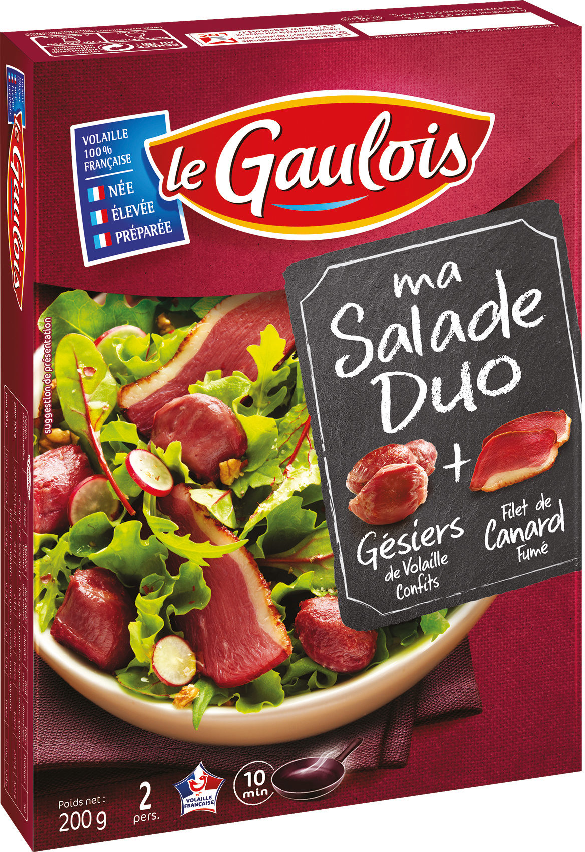 Ma Salade Duo - Product