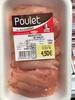 Poulet, Aiguillettes de Poulet - Produit