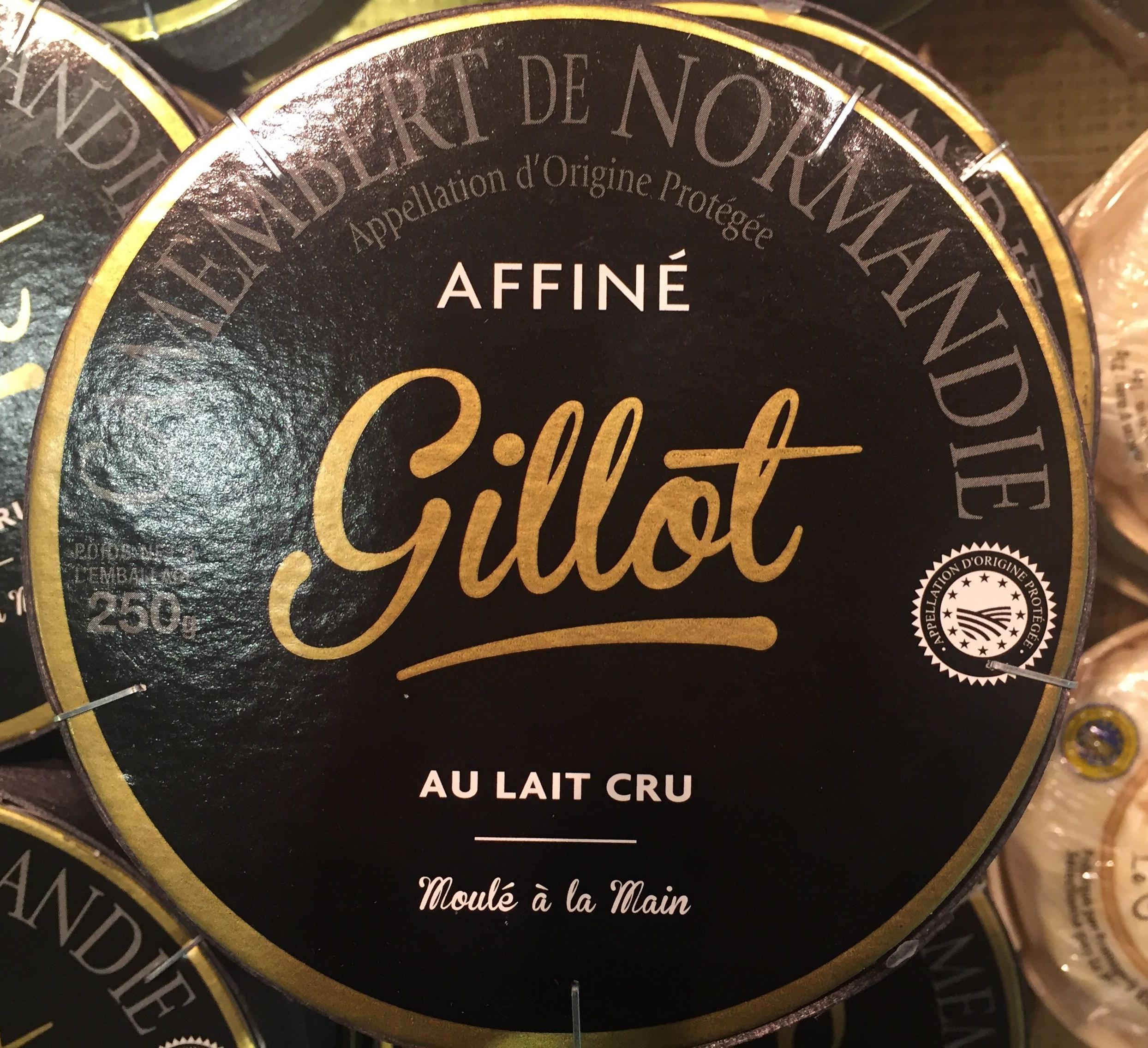 Camembert AOP Edition Gourmet - Produit - fr