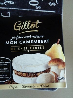 Je fais moi-même mon camembert - Produit - fr