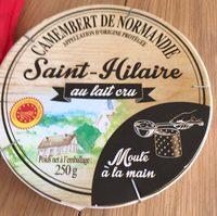 Camenbert de normandie - Product - fr