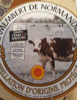 Camembert de Normandie  t s - Product