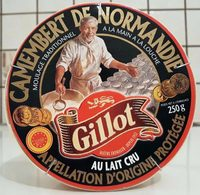 Camembert de Normandie AOP au Lait Cru (22% MG) - Product