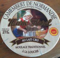Camembert de Normandie au lait cru - Product - fr
