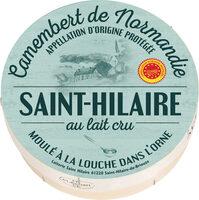 Camembert AOP - Produit - fr