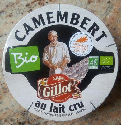 Camembert Bio au lait cru fabriqué en Normandie (22 % MG) - Produit - fr