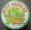 Camembert Au Lait Cru Bio (22 % MG) - Product
