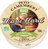 Petit camembert bio - Produit