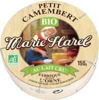 Petit camembert bio - Product - fr