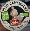 Petit camembert bio au lait cru - Product