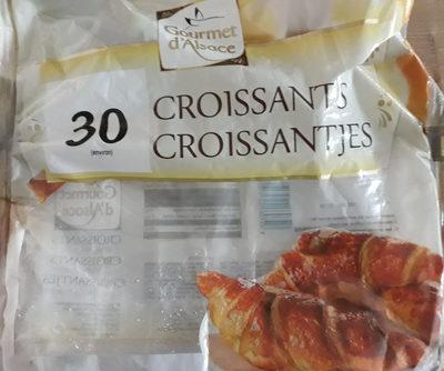 Croissants - Produit