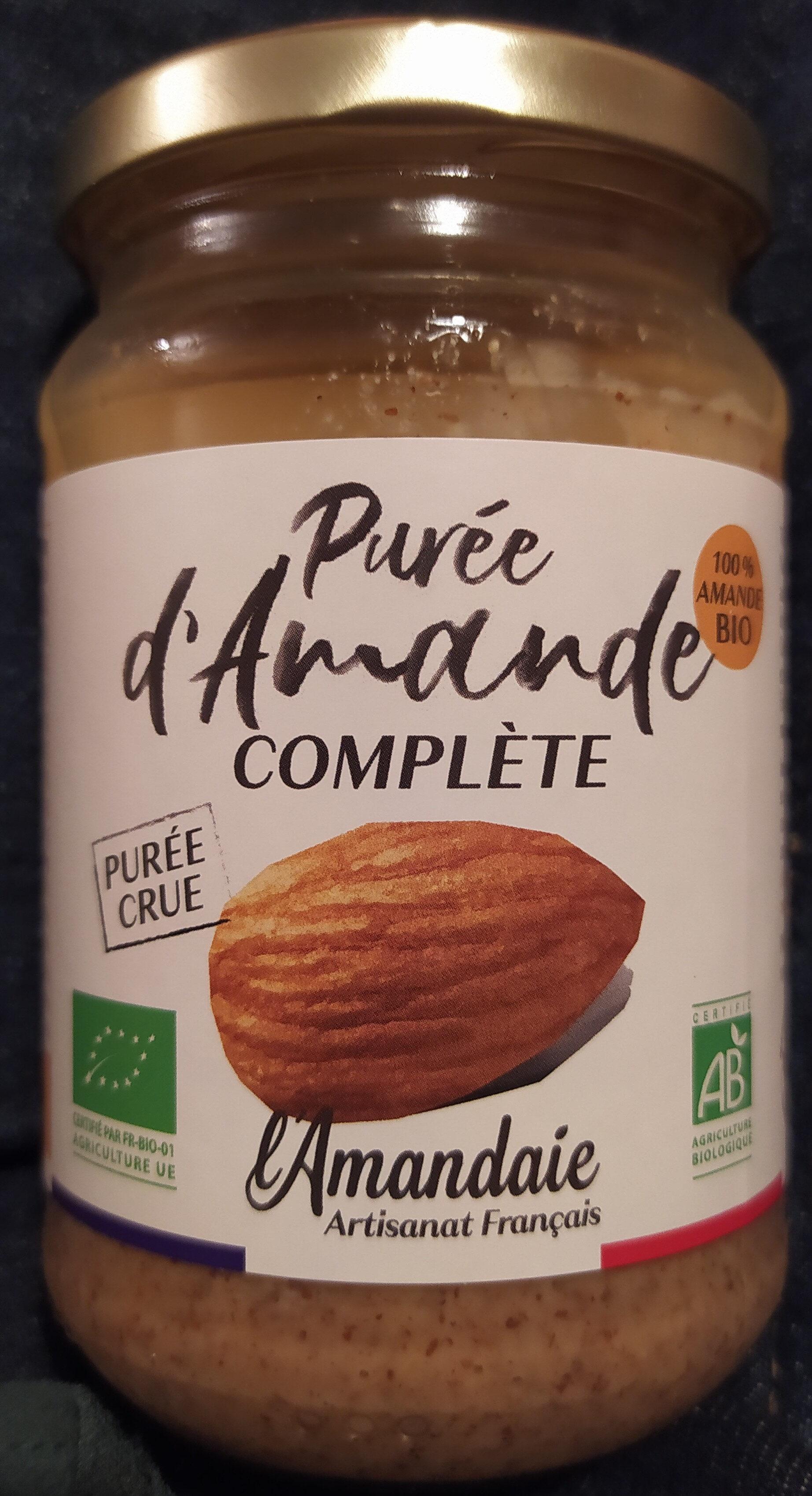 Purée d'amandes complète - Prodotto - fr