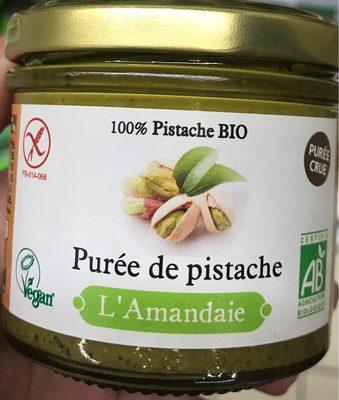 Purée de pistache - Prodotto - fr