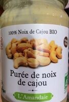 Puree noix cajou - Product - fr