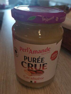 Purée crue cacahuète - Produit - fr