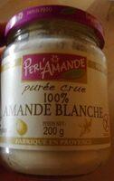 Purée D'amande Blanche Crue - Product - fr