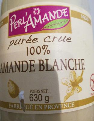 630G Puree D'amande Blanche - Produit