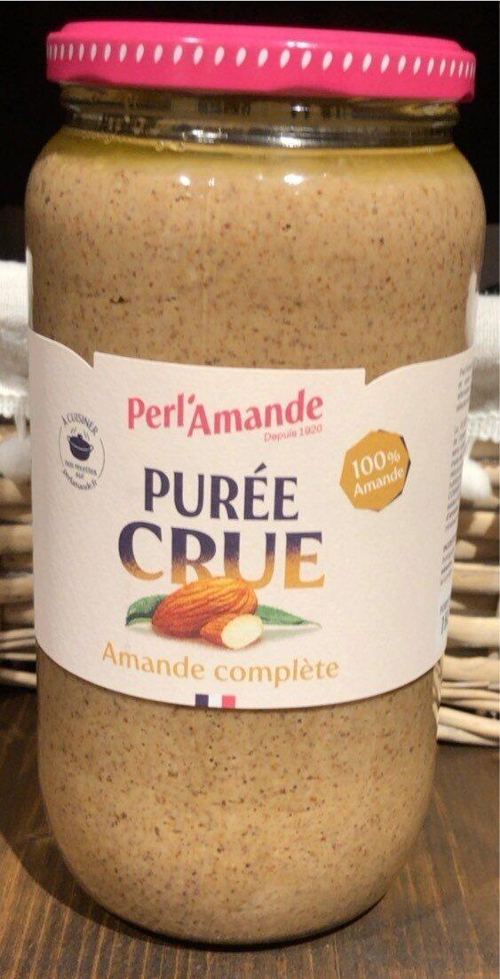 Purée crue 100% amande complète - Prodotto - fr