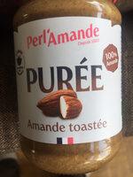 Purée amande taostée - Prodotto - fr
