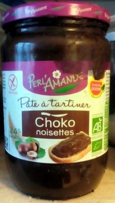 Pâte à tartiner Choko noisette - Prodotto - fr
