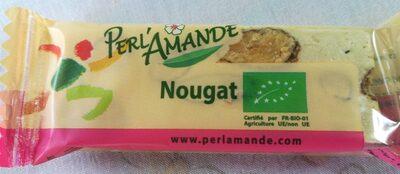 Barre Nougat Blanc 20G - Prodotto - fr
