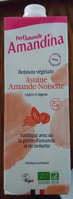 Amandina - Produit - fr