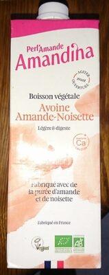 Amandina - Informations nutritionnelles - fr