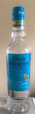 Rhum blanc agricole - Produit - fr