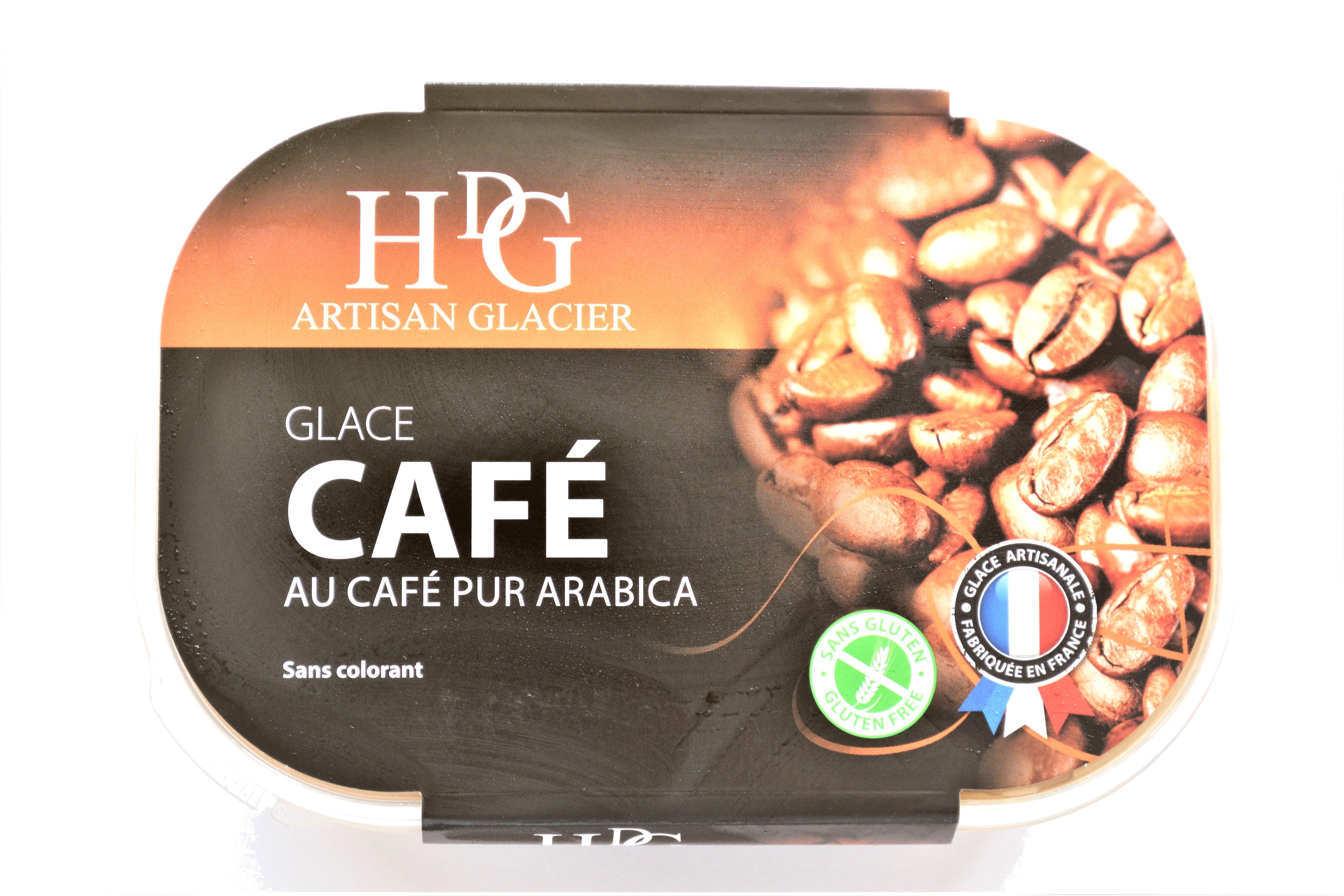 Glace Café au café pur arabica - Product - fr