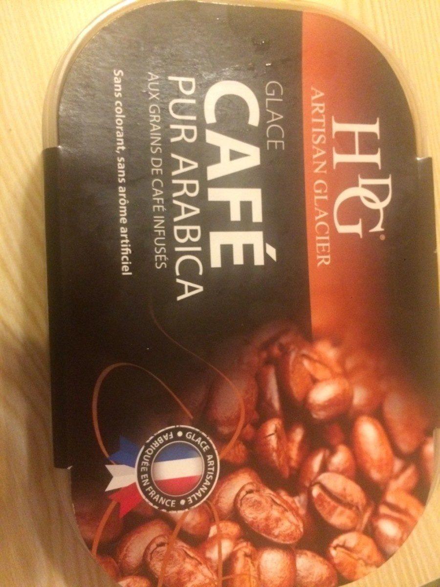 glace pur arabica café - Product