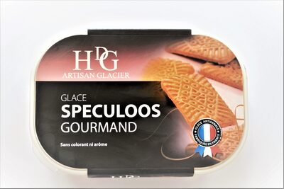 Glace SPECULOOS GOURMAND - Product - fr