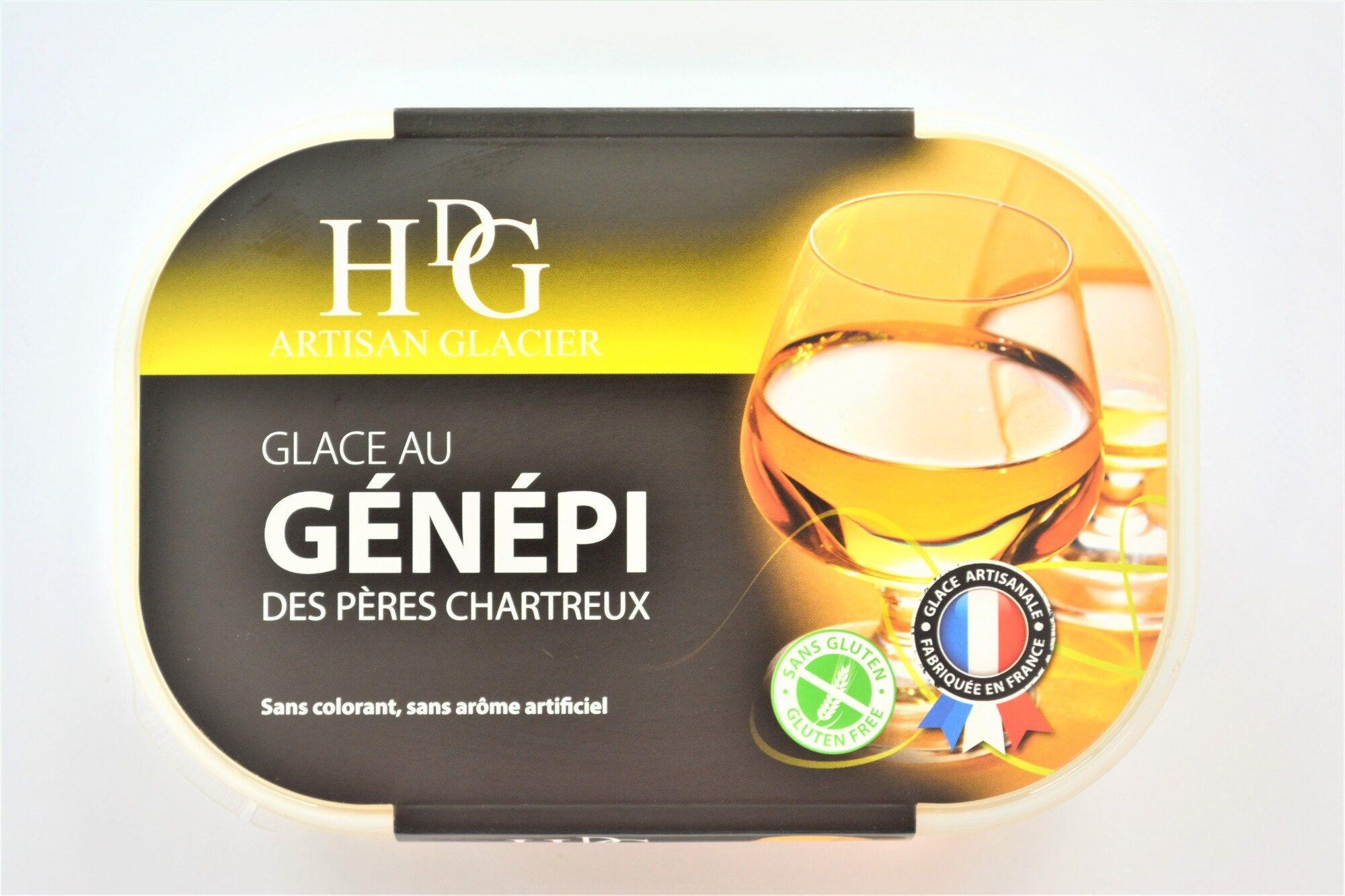 Glace GENEPI, des Pères Chartreux - Produit