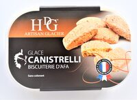 Glace canistrelli - Product