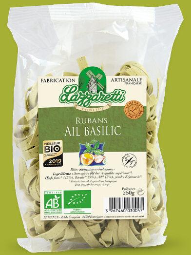 Rubans Ail Basilic - Product - fr