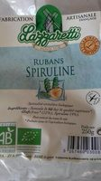 Pâte spiruline - Product