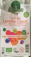 Torsade Lentilles Corail - Product