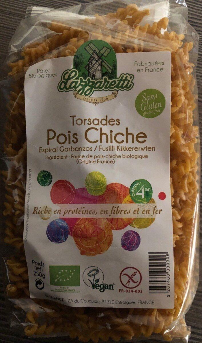Torsades Pois Chiche - Produit - fr