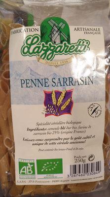 Penne Sarrasin - Product - fr