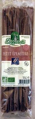 Spaghetti, Petit Épeautre - Produit