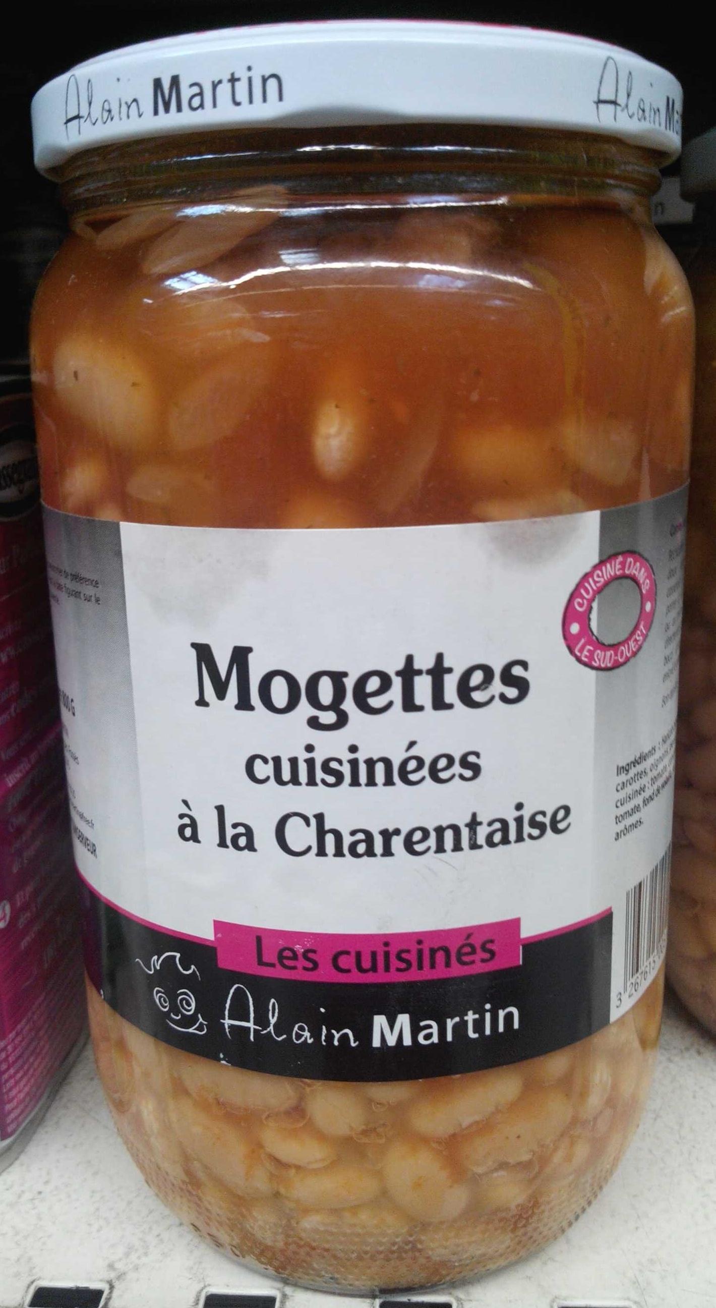 Mogettes Cuisinées à la Charentaise - Product