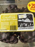 Gaufres Liégeoises Choco - Produit - fr