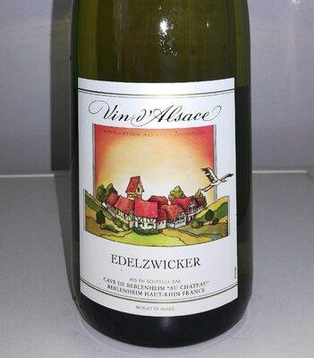 Vin d'Alsace Edelzwicker - Prodotto - de