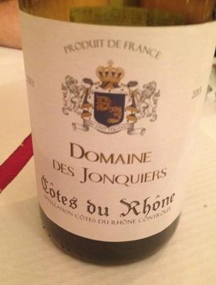 Côtes du Rhône - Product