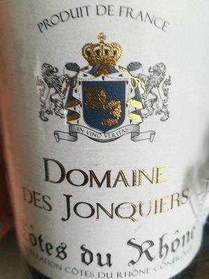 Côtes du rhône - Prodotto - fr
