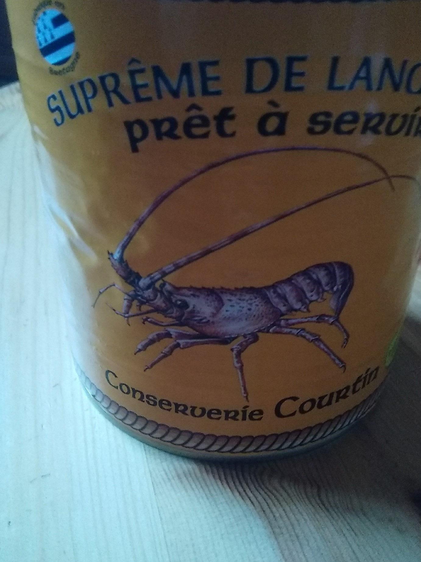 Suprême de langoustine - Produit - fr