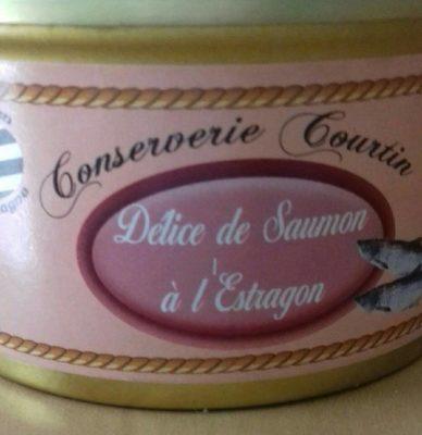 Délice de saumon à l'estragon - Produit