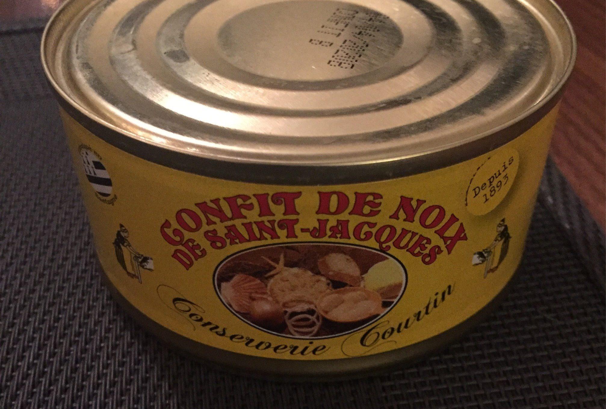 Confit de noix de Saint Jacques - Product